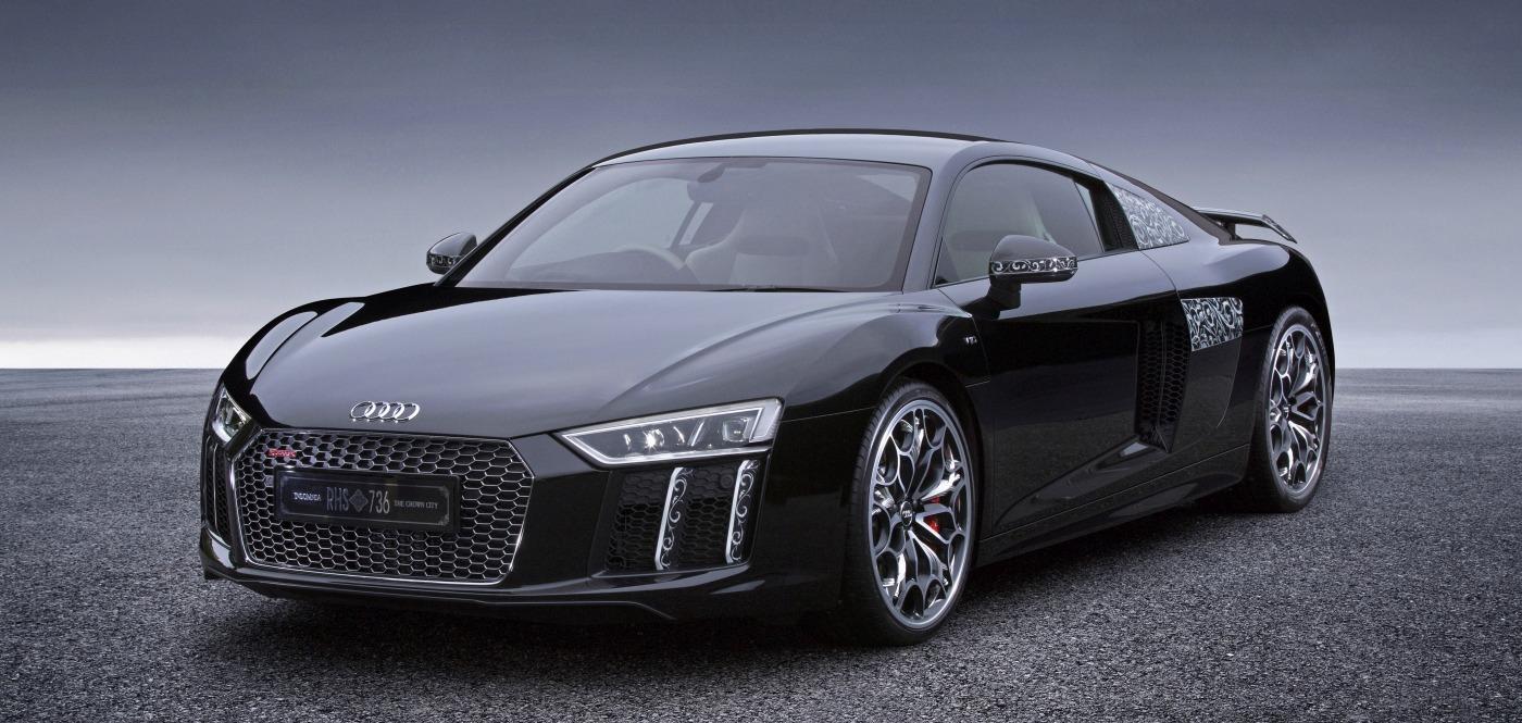 Audi venderá una unidad de su R8 edición Final Fantasy