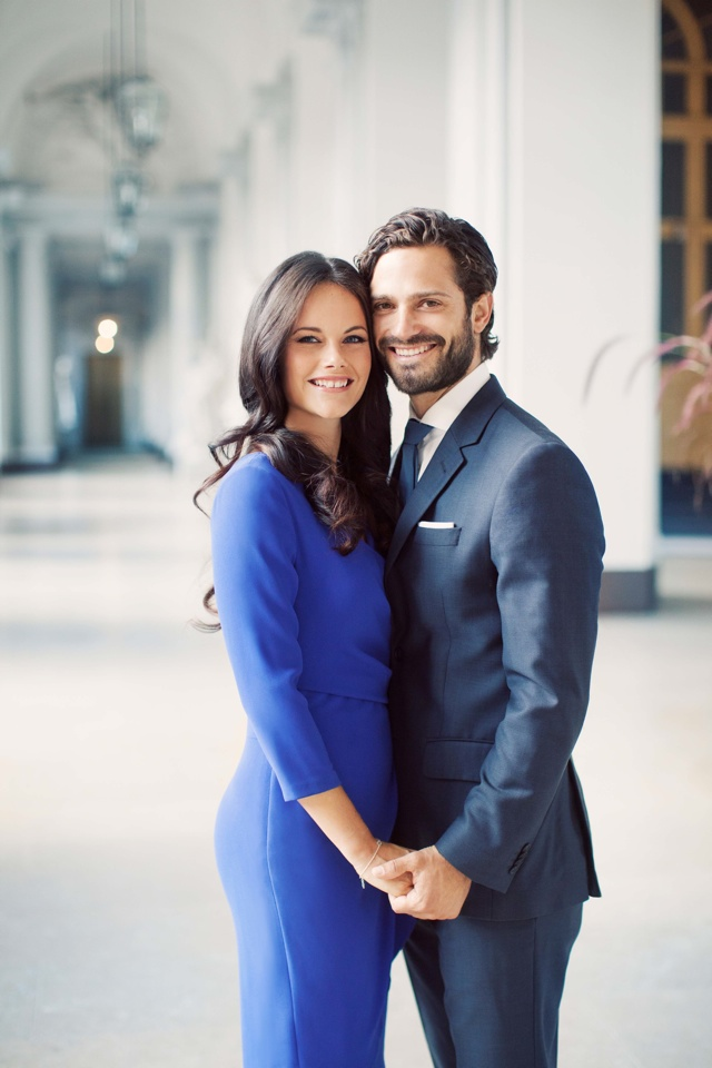 Prince Carl Philip of Sweden Sofia Hellqvist engagement photos