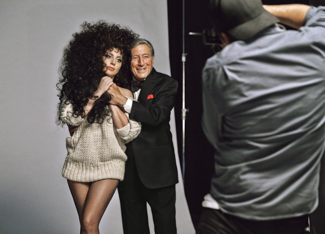 Lady Gaga and Tony Bennett to star in H&M's Christmas campaign
