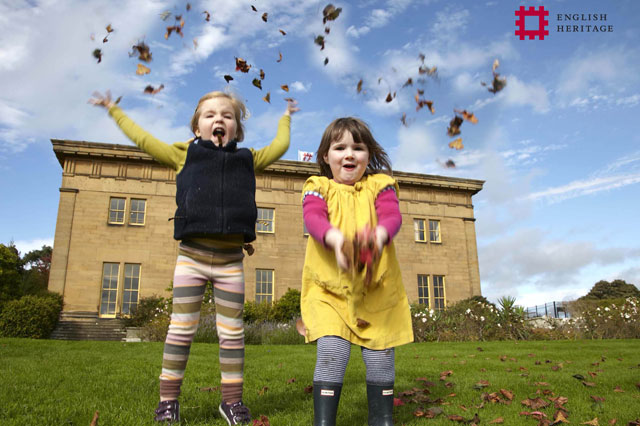 WIN an English Heritage annual family membership!