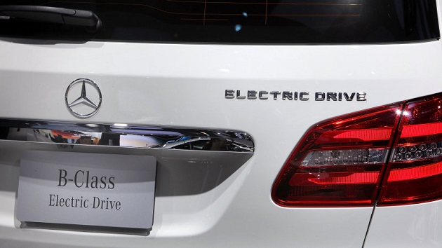 メルセデス・ベンツ、新ブランドから発売する電気自動車を開発中