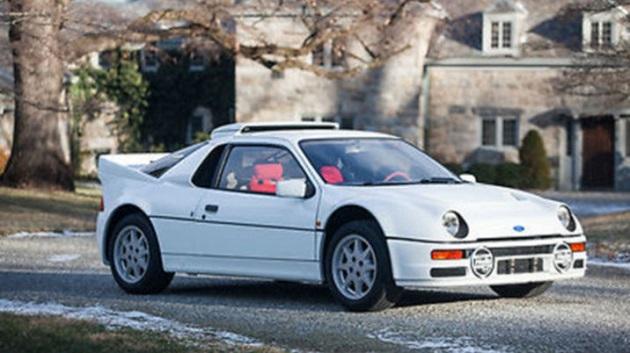 伝説のユニコーンのようなフォード「RS200」をネット・オークションで発見