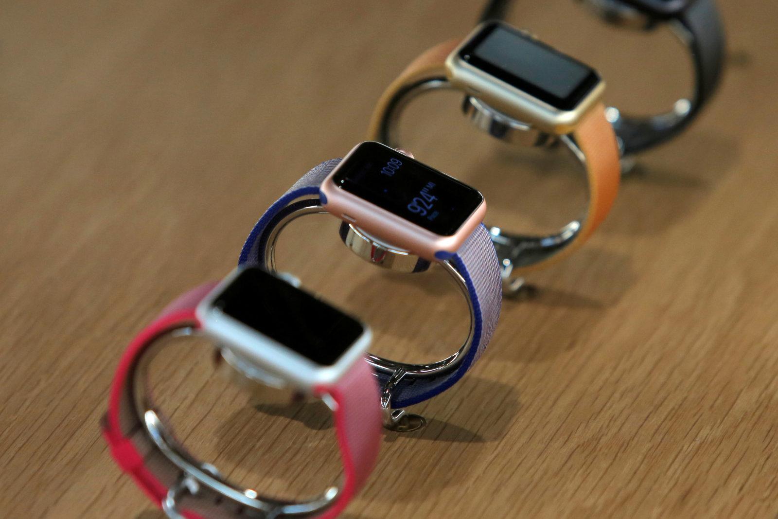 El próximo Apple Watch no tendría conexión móvil (pero sí GPS)