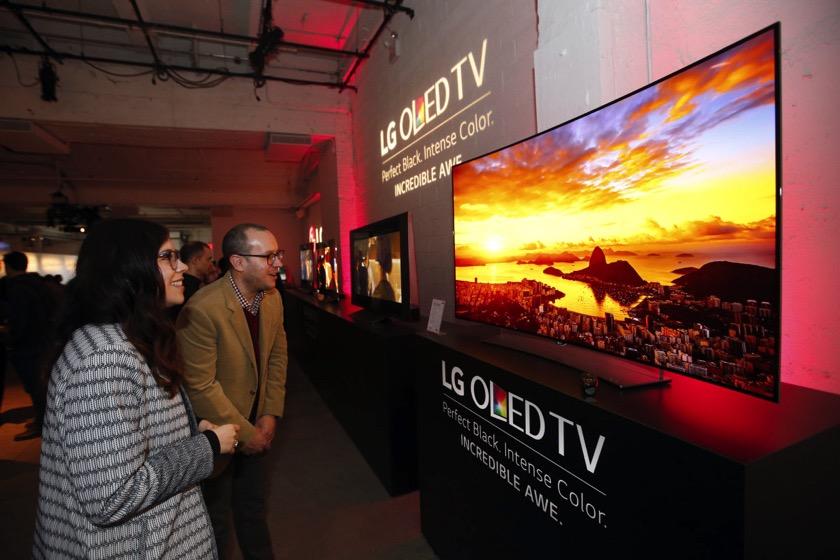 LG investiert weiter massiv in OLED