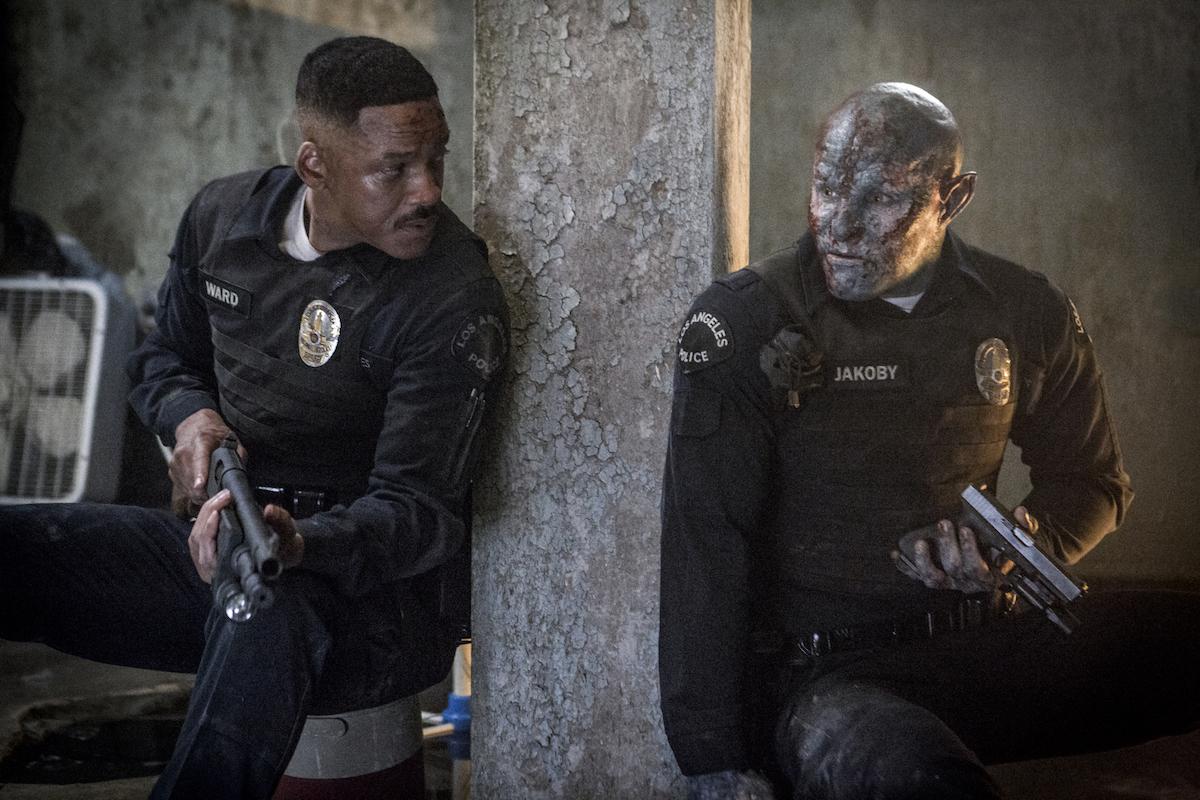 'Bright', una de las propuestas más caras de la historia de Netflix, ya tiene tráiler oficial