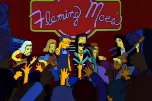 best moe episodes the simpsons, ranking moe episodes, season 3 flaming moe's