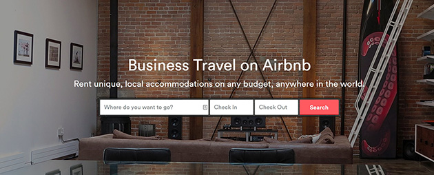 Airbnb launches dedicated portal for business travelers