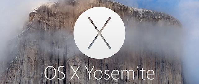 Addressing Mac OS X Yosemite's most annoying