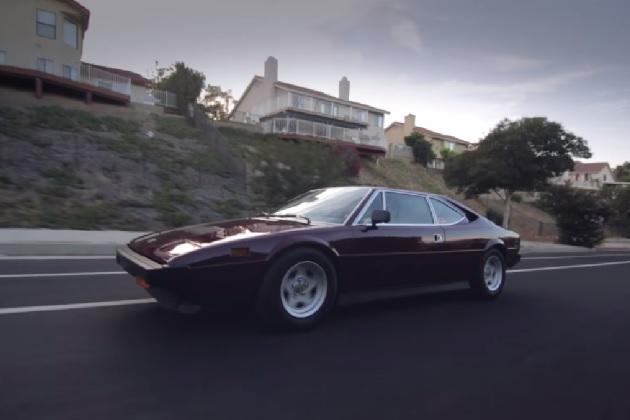 【ビデオ】オーナーが語るフェラーリ「ディーノ308 GT4」の魅力