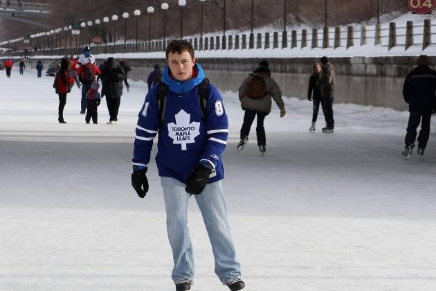 【レポート】カナダで、アイススケート専用レーンが検討中