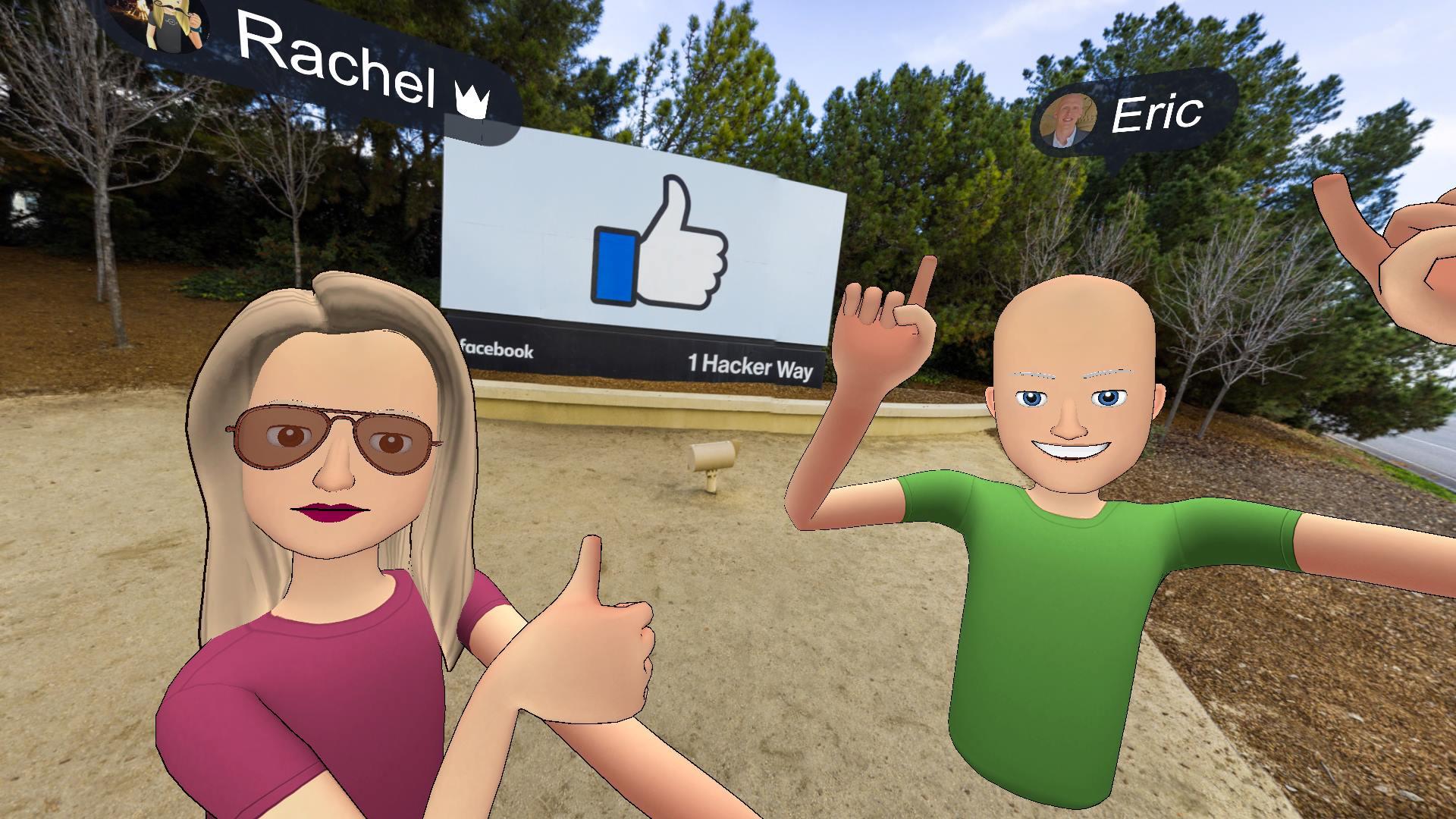 AltspaceVR co-founder joins Facebook's social VR team