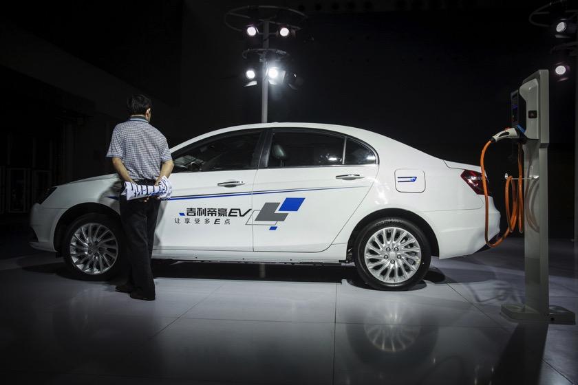 Auch China will Autos mit Verbrennungsmotoren verbieten