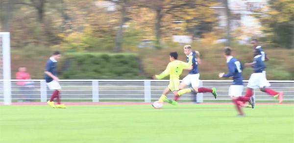 サッカーU-16日本代表がフランスを敵地で撃破!14歳久保建英の5人抜きメッシ級ゴールが炸裂【動画】