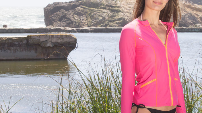 Cute tops that can help protect you from the sun