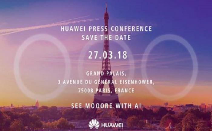 Huawei ya no esconde la triple cámara del P20