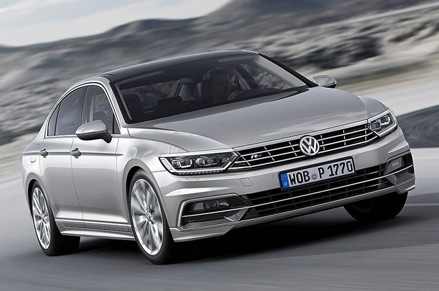 euro spec 2015 volkswagen passat hits the web. Black Bedroom Furniture Sets. Home Design Ideas