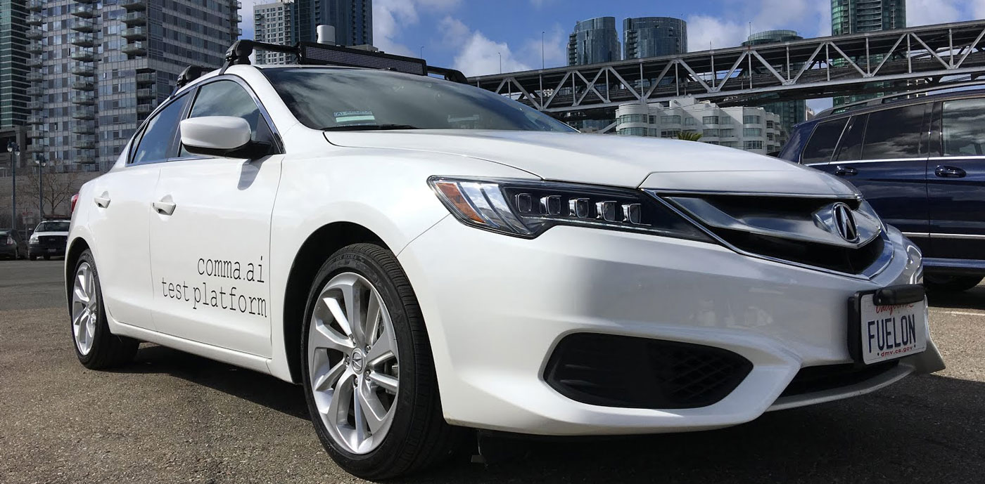 Homebrew self-driving tech gets millions in backing
