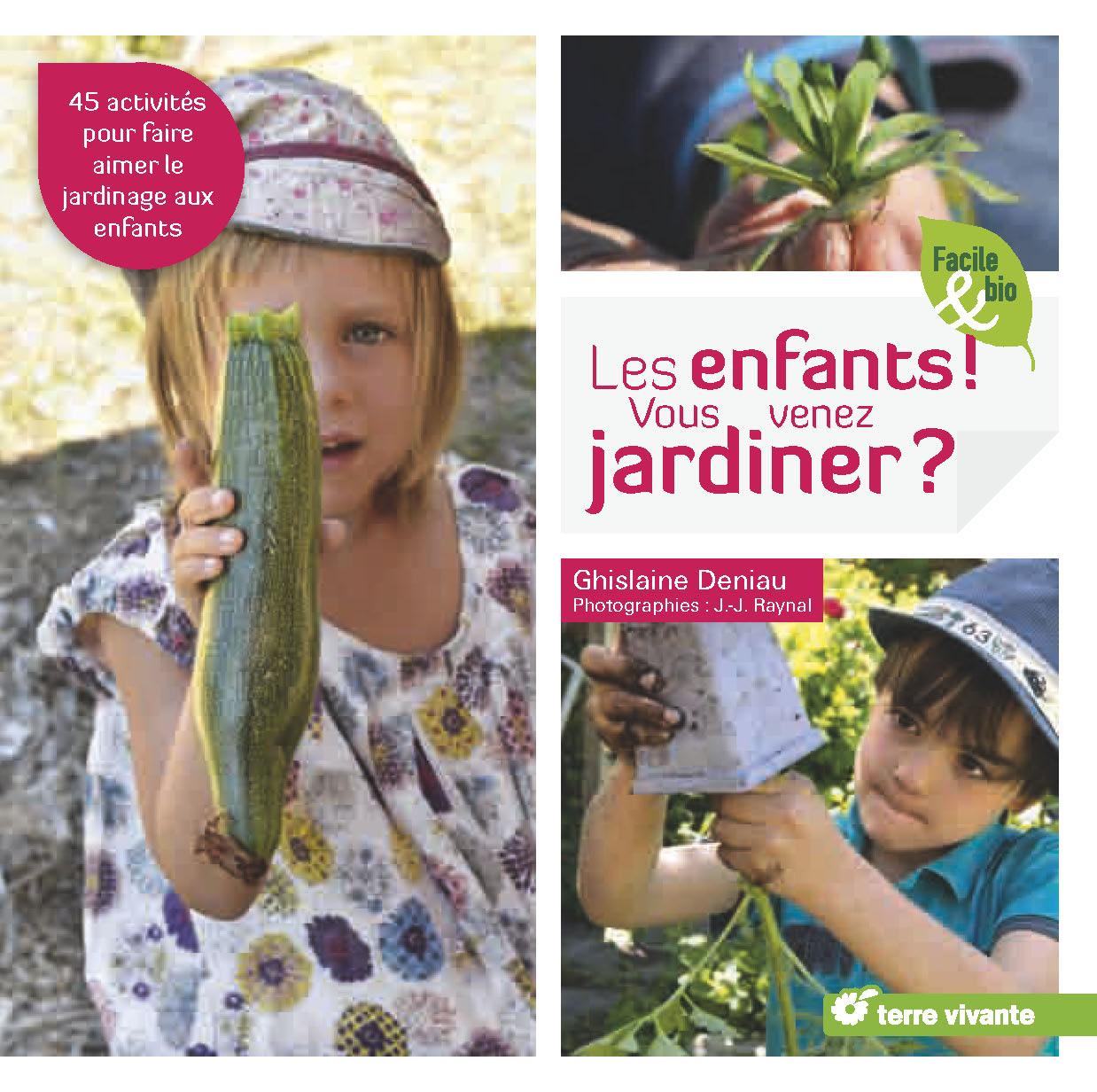 5 conseils pour apprendre vos enfants jardiner ce qu for Conseil pour jardiner