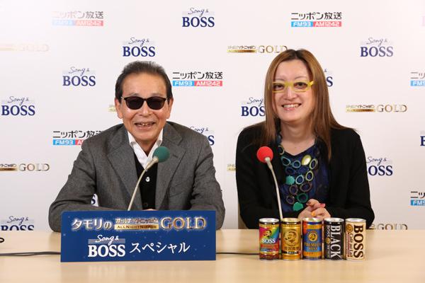 「タモリのオールナイトニッポン」が復活!昭和の名曲と共に2015年を振り返る
