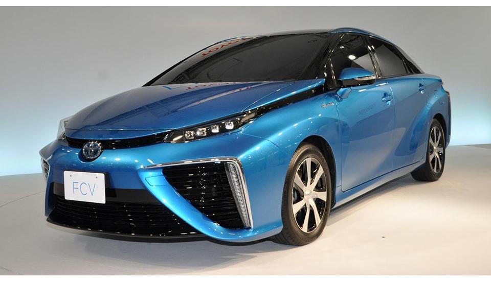 Mirai: El vehículo de hidrógeno de Toyota ya tiene nombre (video)