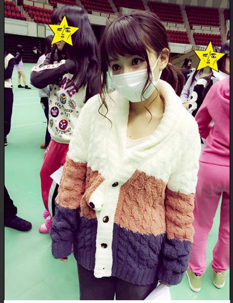 NMB48・山本彩が山田菜々の可愛すぎる写真を公開 ファンからは感謝の声