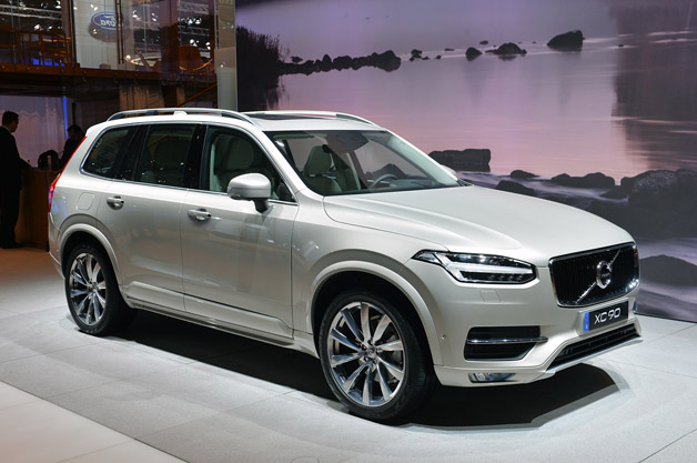 2015 volvo xc90 proves sweden 39 s auto industry is alive and well w video. Black Bedroom Furniture Sets. Home Design Ideas