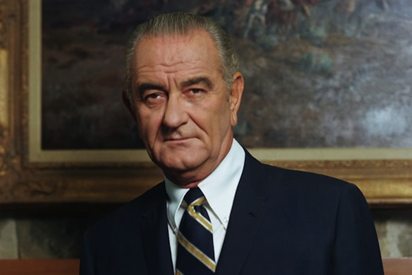 historical figure sexual fetishes, lyndon johnson