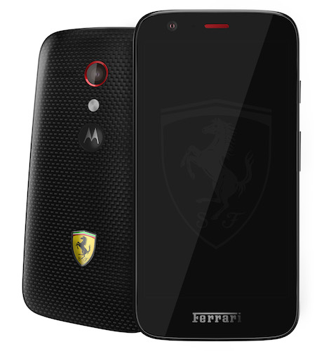 Moto G edición Ferrari y Moto E Fashion se anuncian en México [Actualizada]