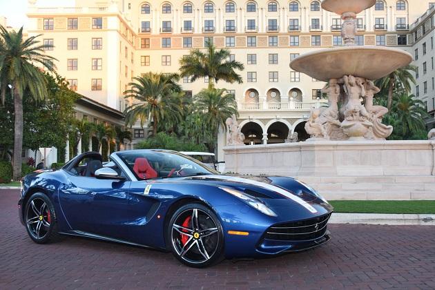 超高級車フェラーリのカッコいい高画質な画像まとめ