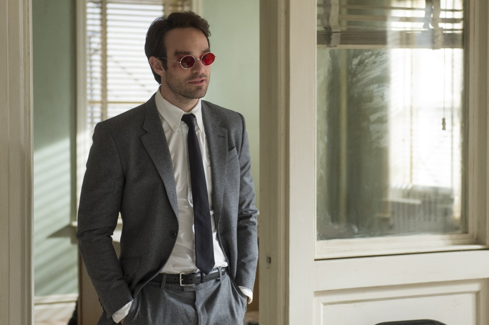 Netflix's early-2015 premieres include 'Daredevil' on April 10th