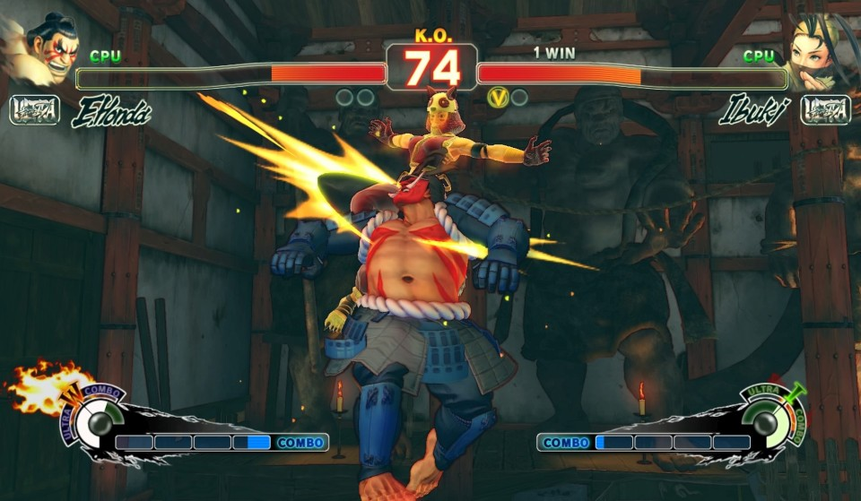Sony promises 'Ultra Street Fighter IV' PS4 patch next week