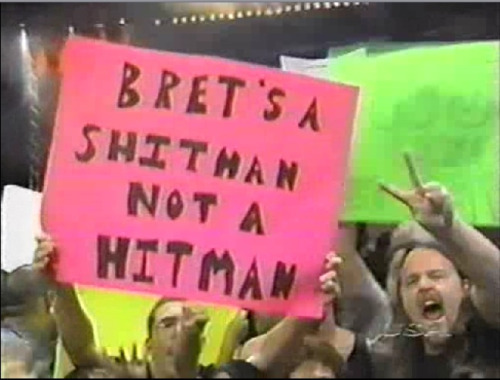 wrestling signs, wwe signs, funny wrestling signs, best wrestling signs