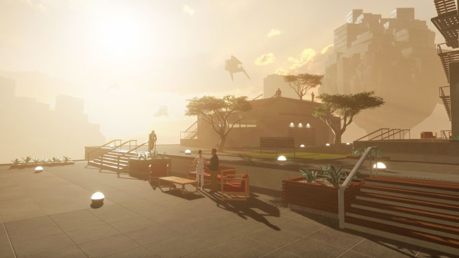 'Second Life' studio invites VR players to try 'Project Sansar'