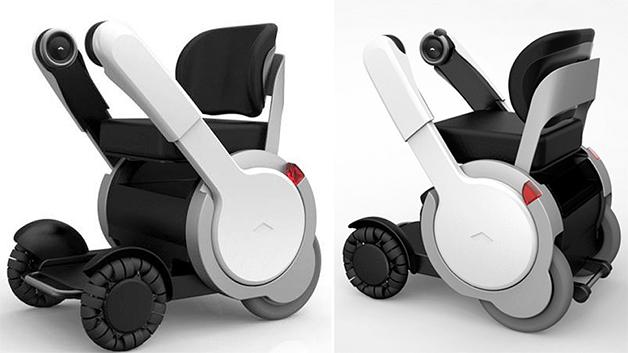 【ビデオ】車いすの定義が変わる! 日本人エンジニアたちが開発した次世代の乗りもの