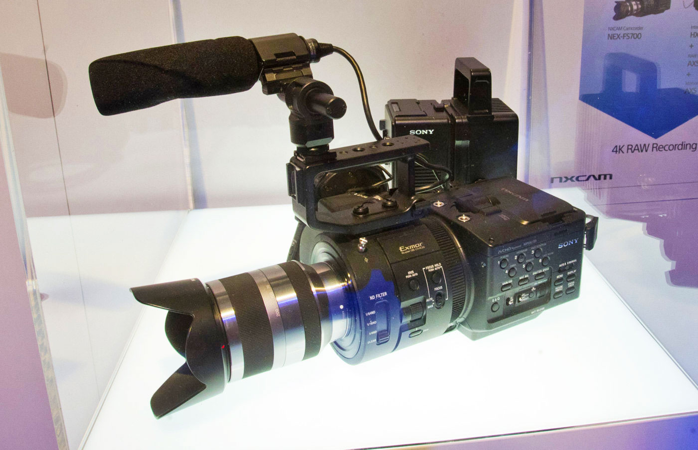 Sony sells most of its media editing tools