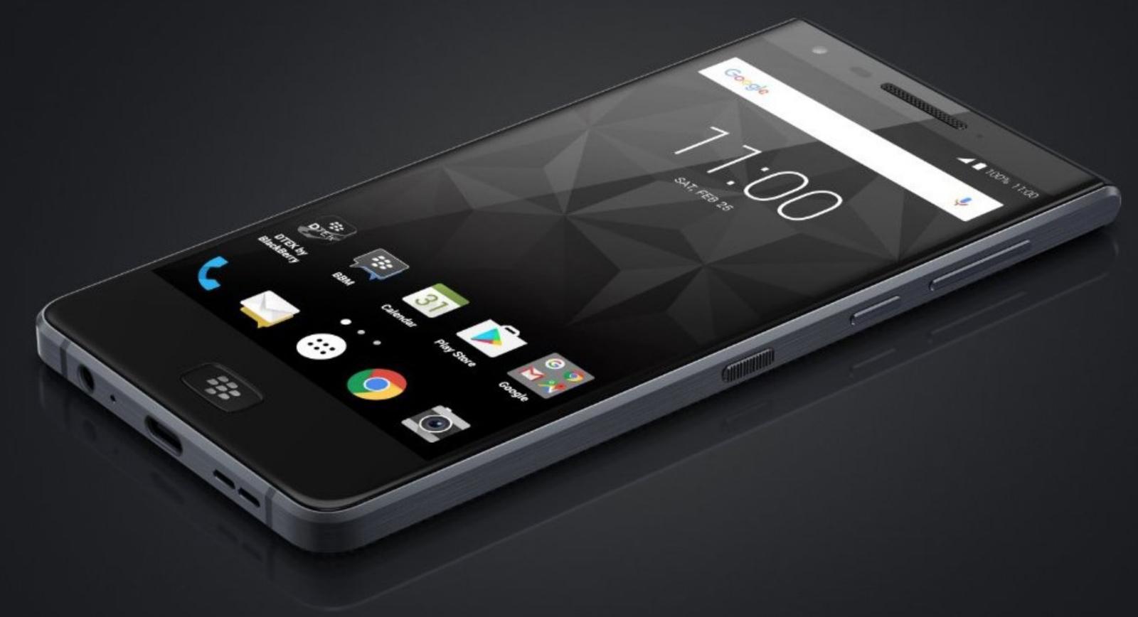Aparecen imágenes de un BlackBerry resistente al agua