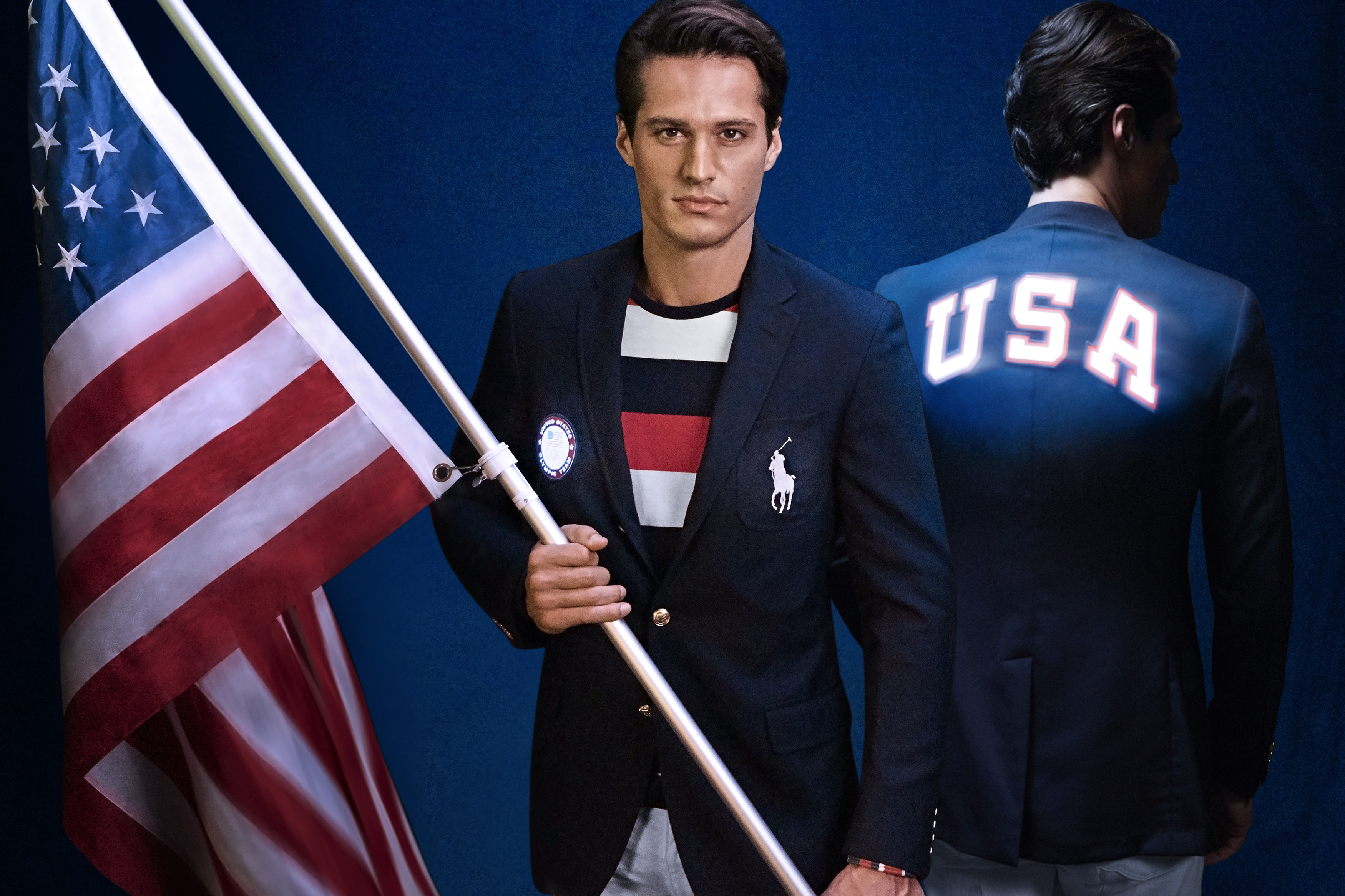 Ralph Lauren Being chosen as flag bearer is among the most prestigious distinctions bestowed on an Olympic or Paralympic athlete, and throughout the Modern ...