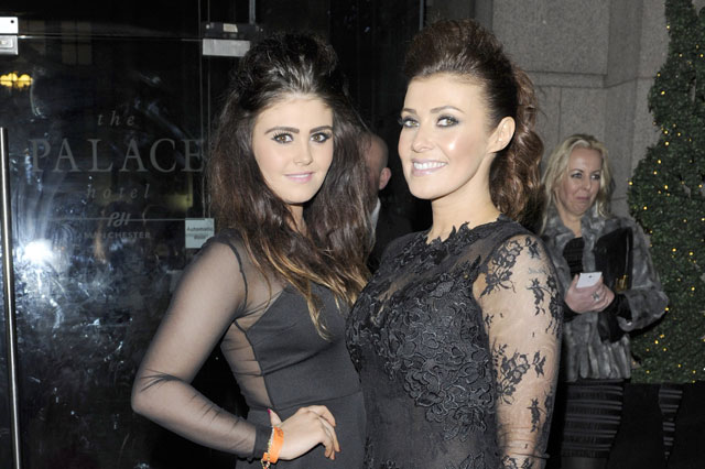 The Voice: Kym Marsh defends daughter Emilie Cunliffe, 16, against Twitter bullies