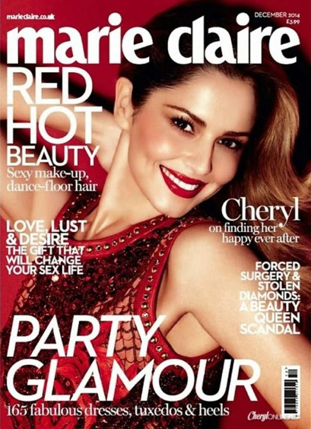 Cheryl Fernandez-Versini wishes fans would get her name right