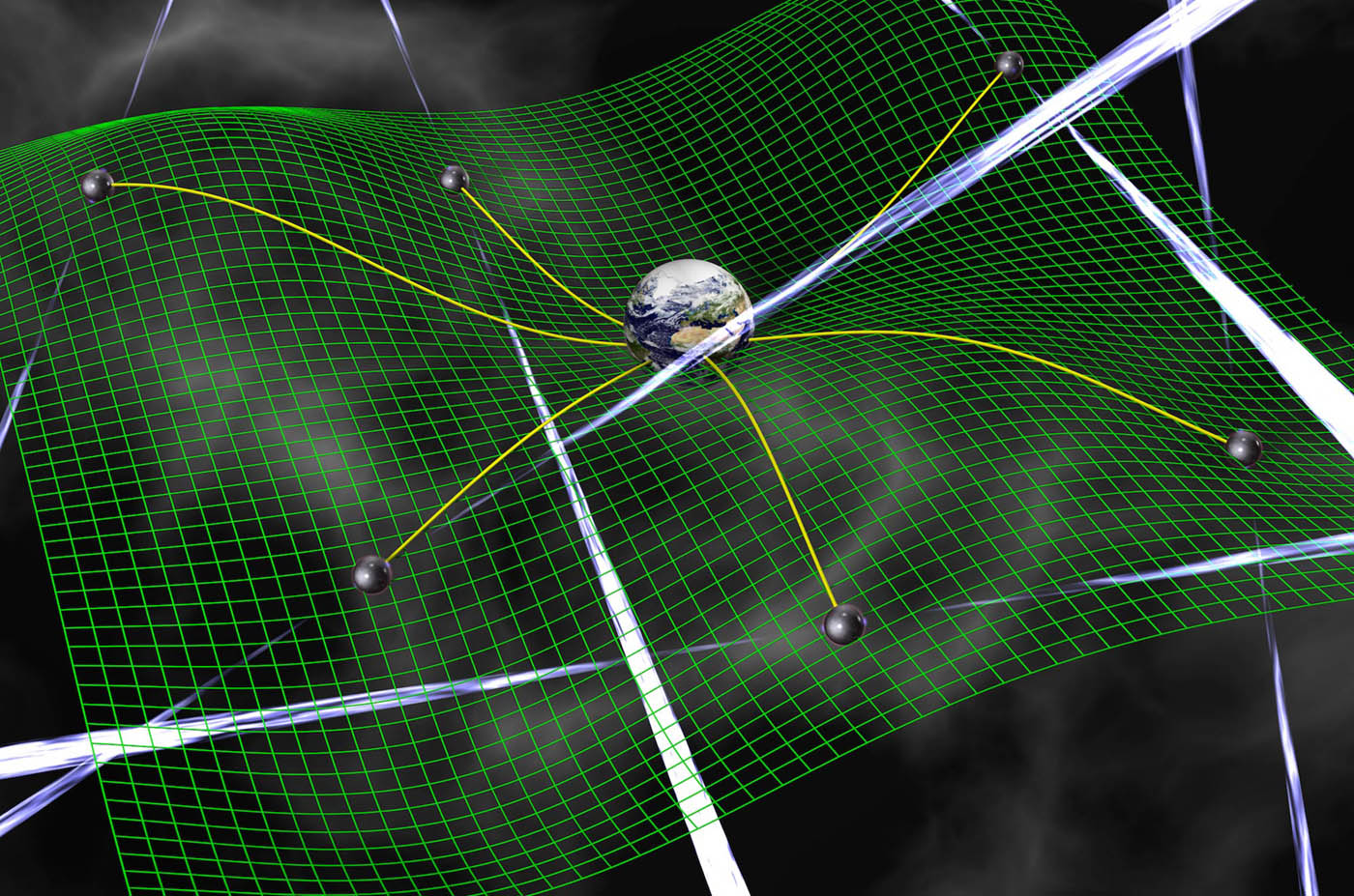 Astronomers are using pulsars to spot gravitational waves