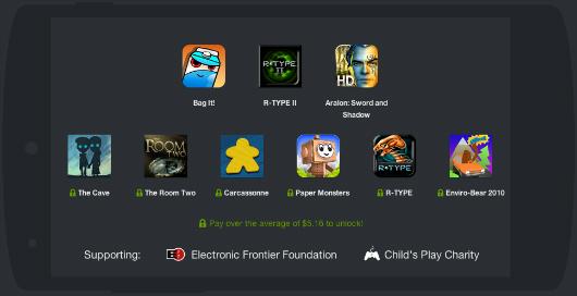 Humble Mobile Bundle 5 adds Enviro-Bear, R-Type, Paper ...