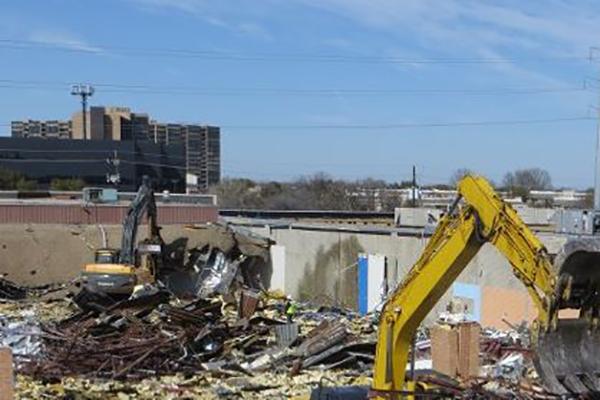 Texas Demolition Team Destroys Wrong House, Now Blaming Google Maps