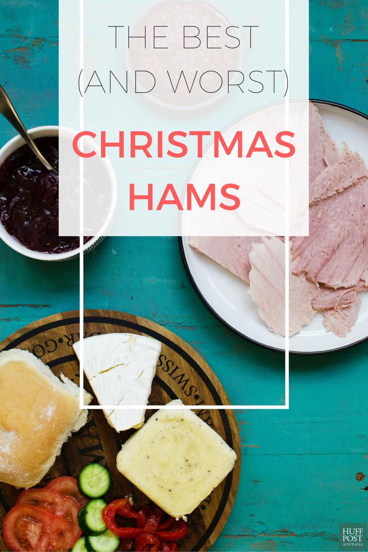 Best Christmas Hams