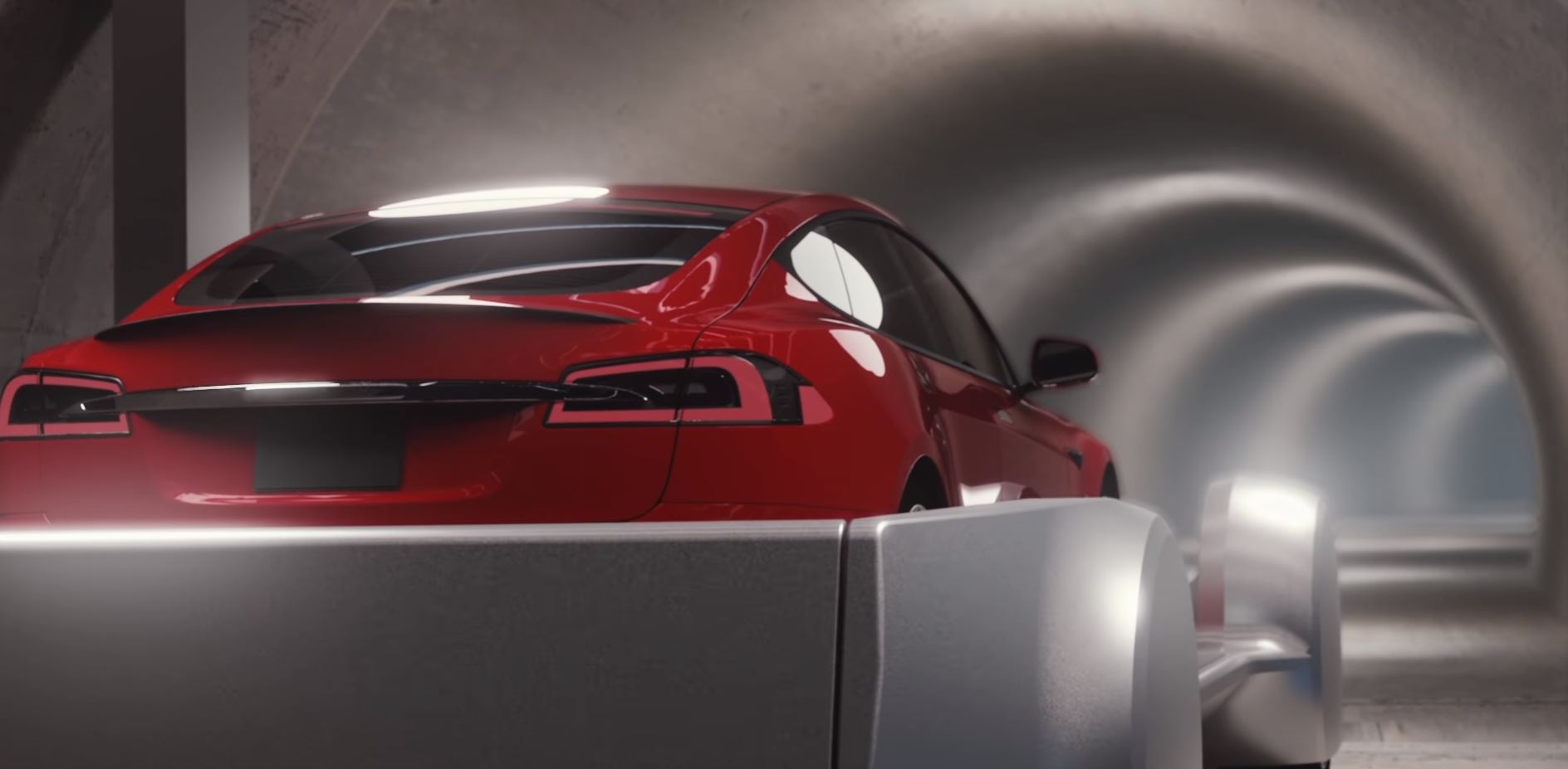 Elon Musk wants to build a traffic-skipping tunnel utopia