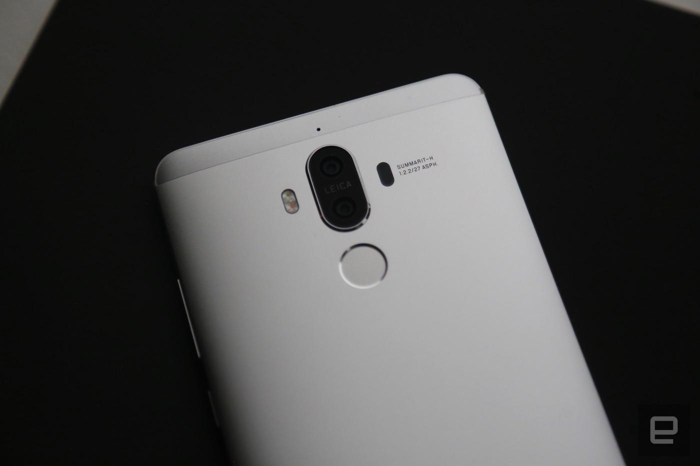La cámara del Mate 9 quiere ser como la del iPhone 7 Plus (y casi lo consigue)