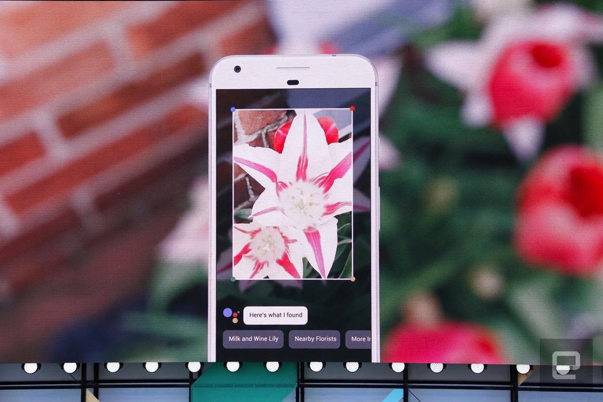 La nueva cámara de Google es capaz de introducir la contraseña del WiFi por ti.