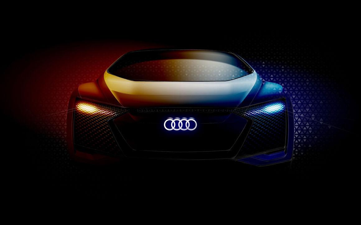 Audi bringt autonomes Fahren für den A8 und zwei Konzepte zur IAA