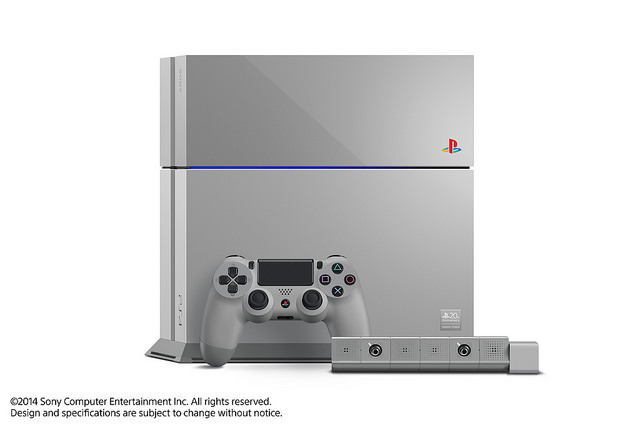 The PlayStation turns 20 years old!