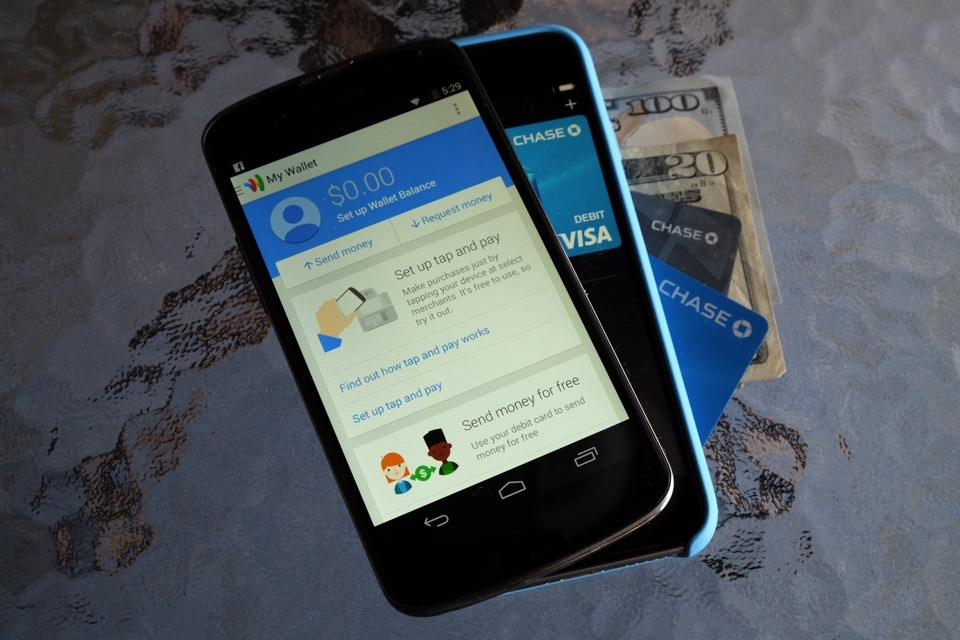 Dabbling in the future of payment: A week of Apple Pay and Google Wallet