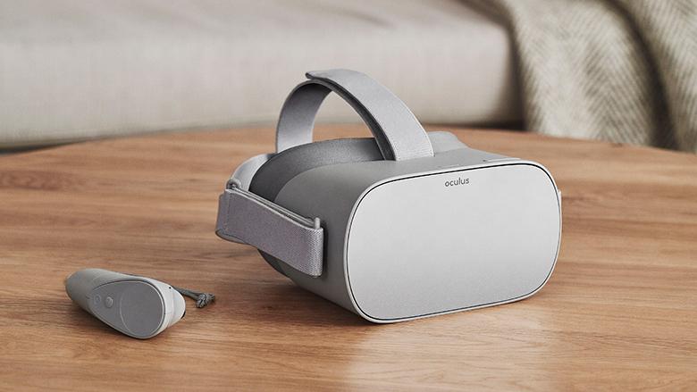 Oculus ya tiene un casco que no necesita ni PC ni teléfono
